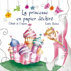 La princesse en papier déchiré