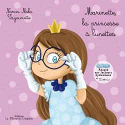 Marinette, la princesse à...