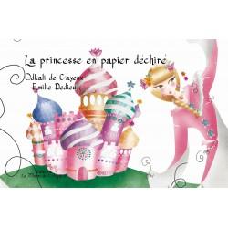 La princesse en papier...