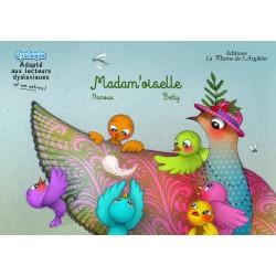 Madam'Oiselle - BRAILLE