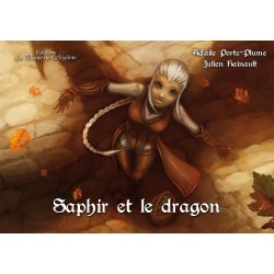 Saphir et le dragon - BRAILLE