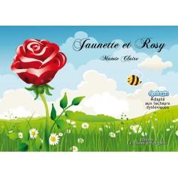 Jaunette et Rosy - BRAILLE