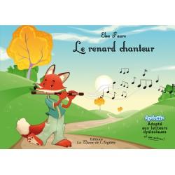 Le renard chanteur - BRAILLE
