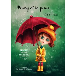 Penny et la pluie - BRAILLE