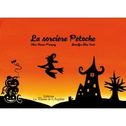 La sorcière Pétoche - BRAILLE