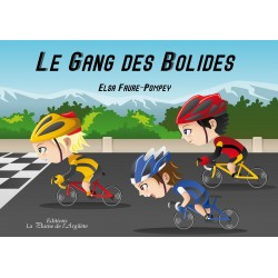 Le gang des bolides - BRAILLE